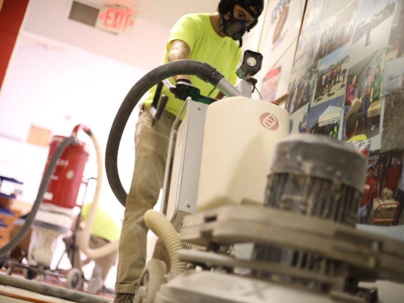 Dancer Concrete Hire Job Fort Wayne