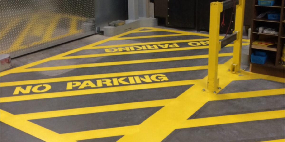 Lane Striping